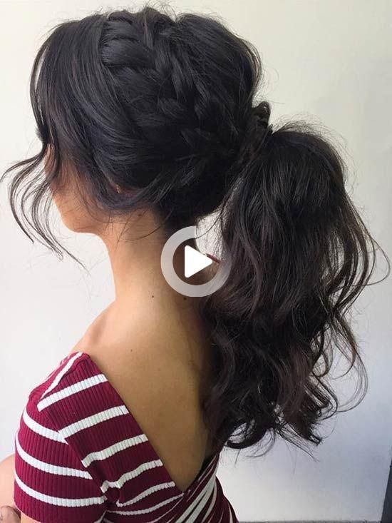 47 Gorgeous Prom Hairstyles for Long Hair | Page 2 of 5 | StayGlam