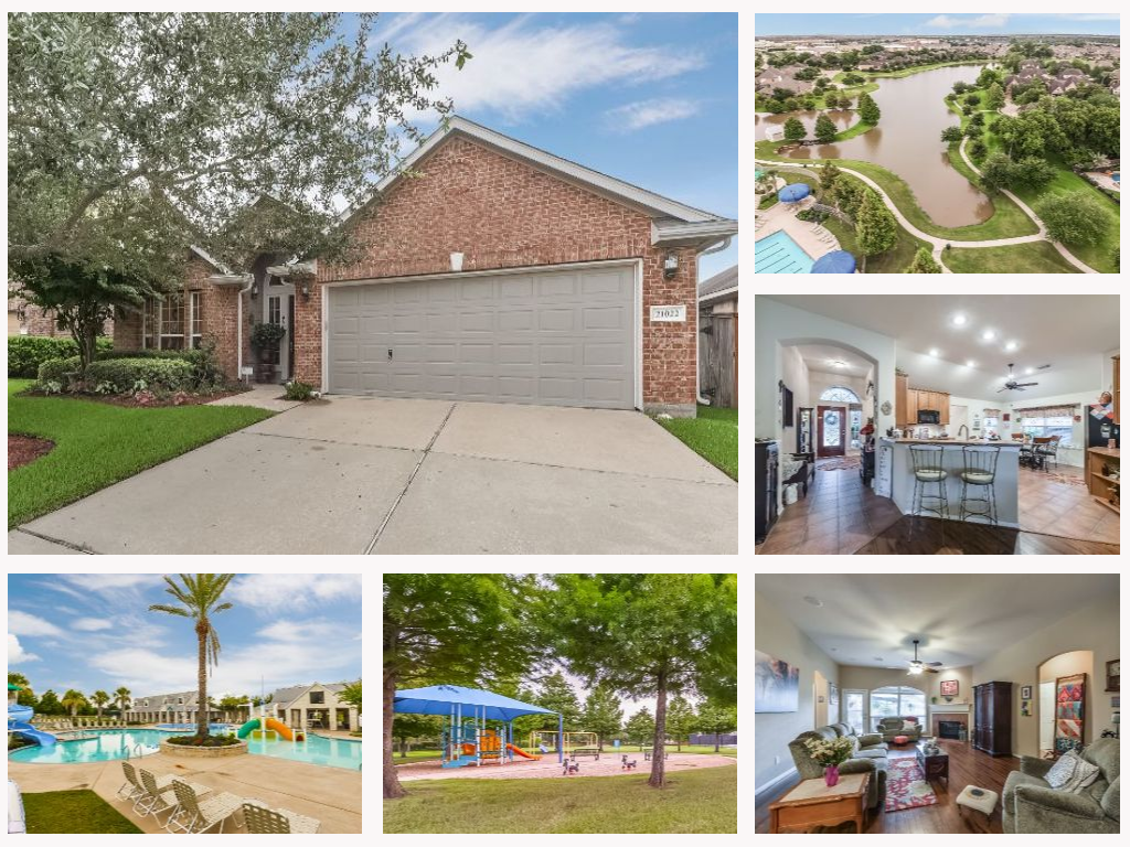 Stunning lovely split floor plan and well maintained Ryland Home graphed at Gladys Yoakum Dr RichmondTX for Marianne Ryan ProHouse s RealEstate graphy HaveCameraWillTravel For more information check our website