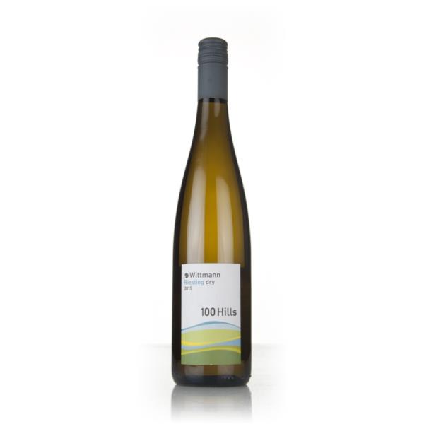 Wittmann 100 Hills Riesling 2015 In 2019 Riesling