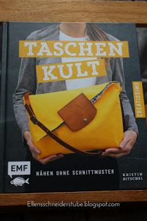 ein Nähbuch für schlichte Taschenmodelle, die ohne aufwändige Schnittmuster zu nähen sind