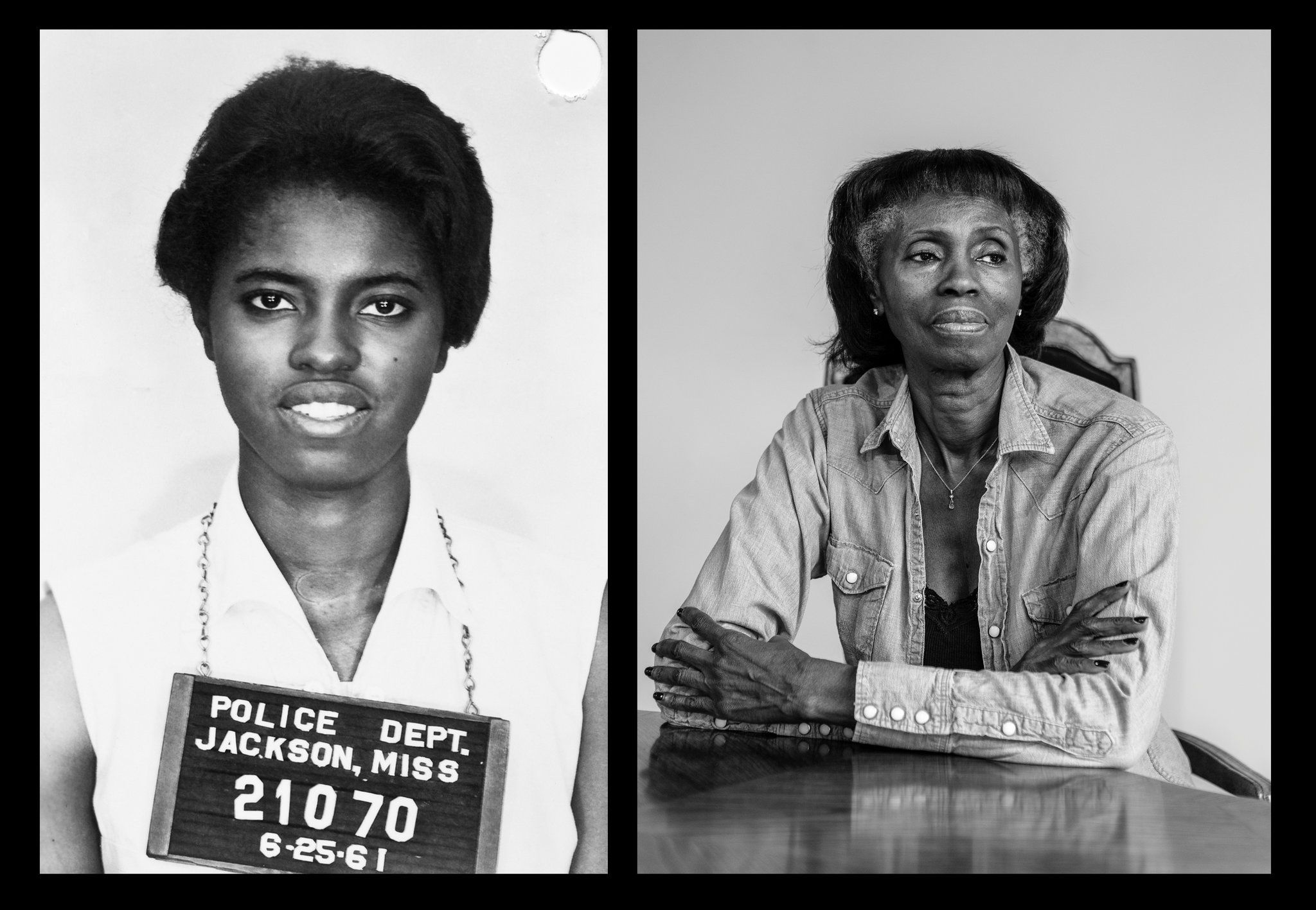 50 Years After Their Mug Shots Portraits Of Mississippi S Freedom Riders Published 2018 African American History Facts American History Facts Freedom Riders
