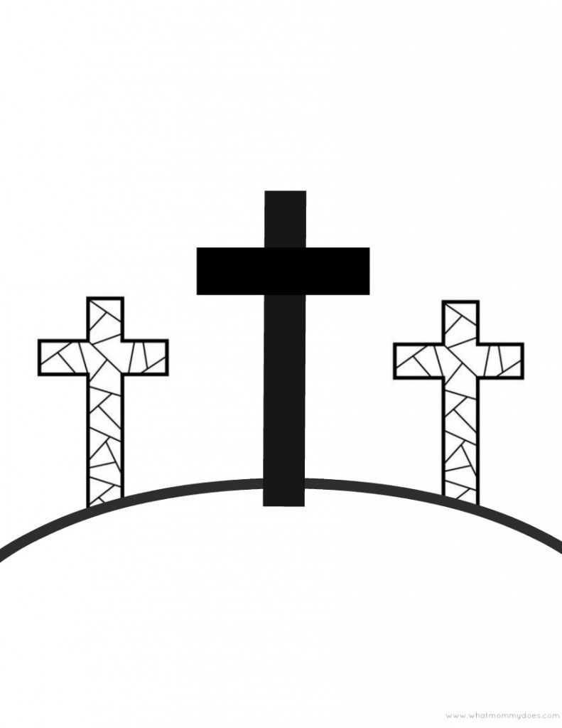 Free Printable Easter Coloring Pages | *Christian Bloggers | Easter ...