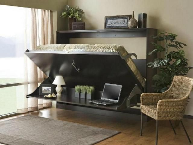murphy bed desk ikea murphy bed ideas ikea pinterest murphy rh pinterest com laptop bed desk ikea loft bed desk ikea