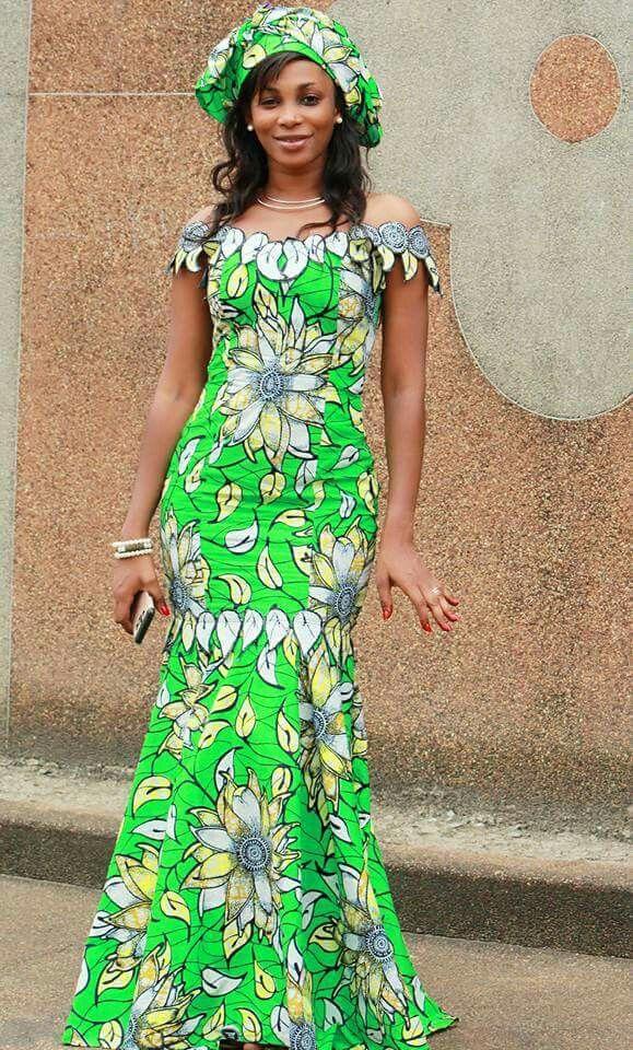 Malian Fashion wax #Malifashion #wax #malianwomenarebeautiful #dimancheabamako #mussoro # ...