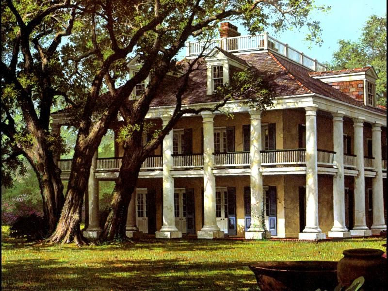 Pin on Southern Plantations and Southern Homes
