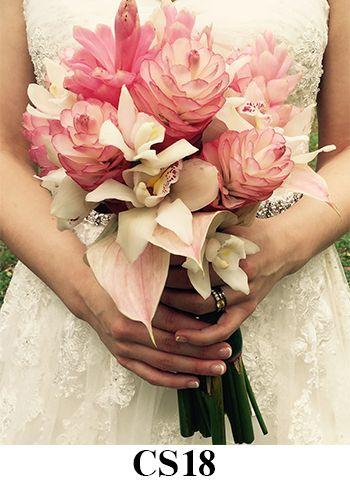Kauai Wedding Flowers Hawaii Bridal Bouquets And Tropical Flower
