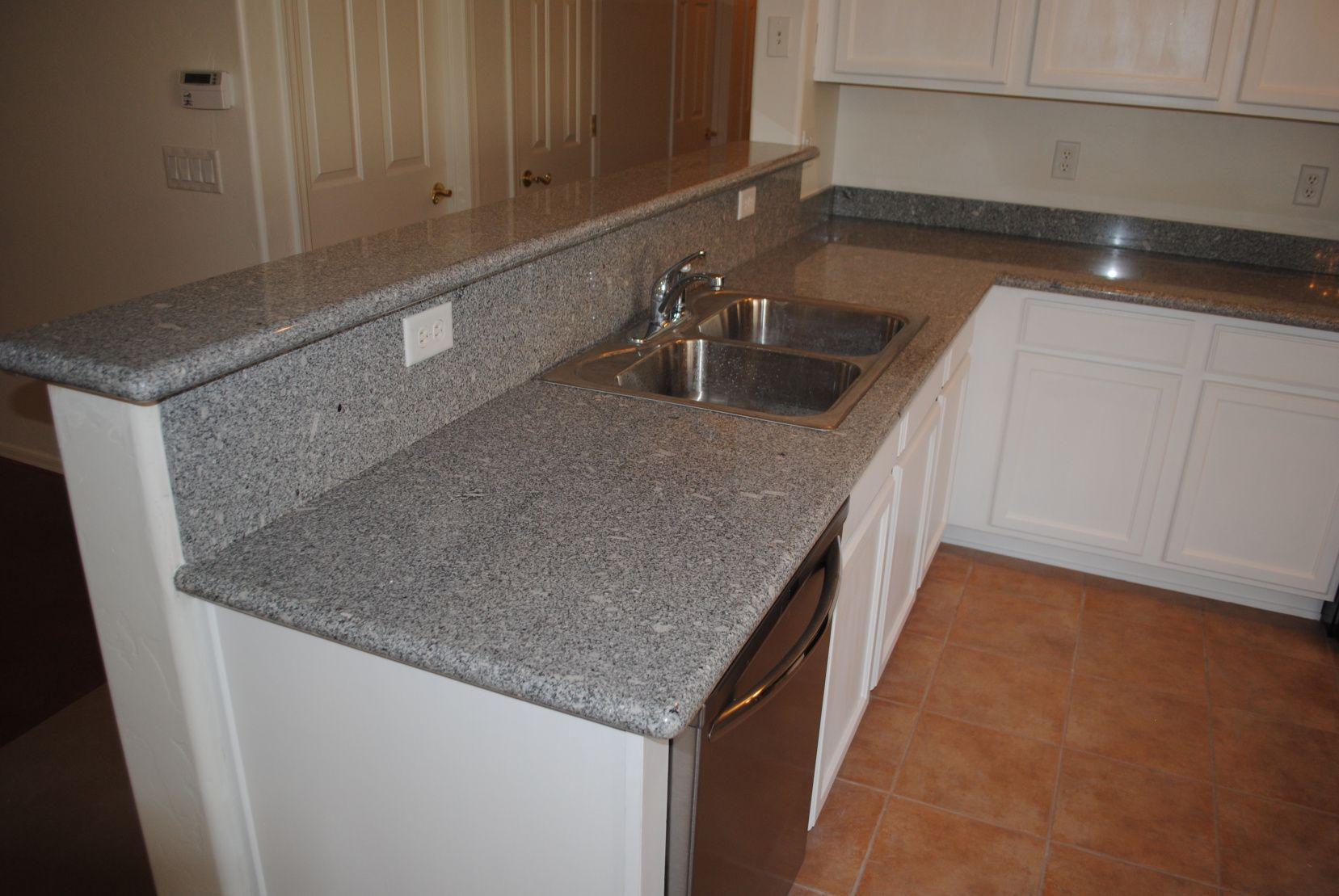 77 Salt And Pepper Granite Countertops Kitchen Decor Theme Ideas Check More At Http Kitchen Island Countertop Granite Countertops Kitchen Island Countertops
