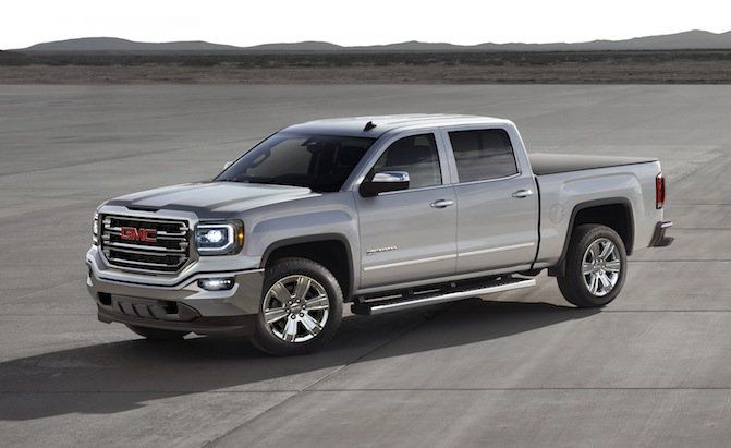 2016 Chevy Silverado Gmc Sierra Get 2 Mpg Boost From New Eassist