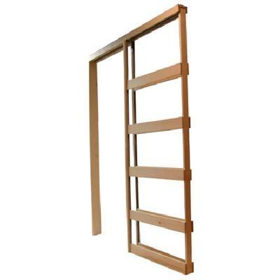 Veranda Adjule Pocket Door Frame Pd724 00080c Home Depot Canada