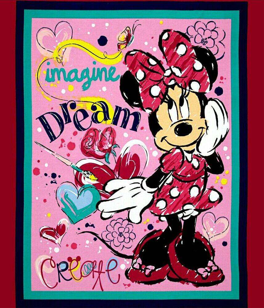 Minnie Mouse ❤ | Quilts | Pinterest
