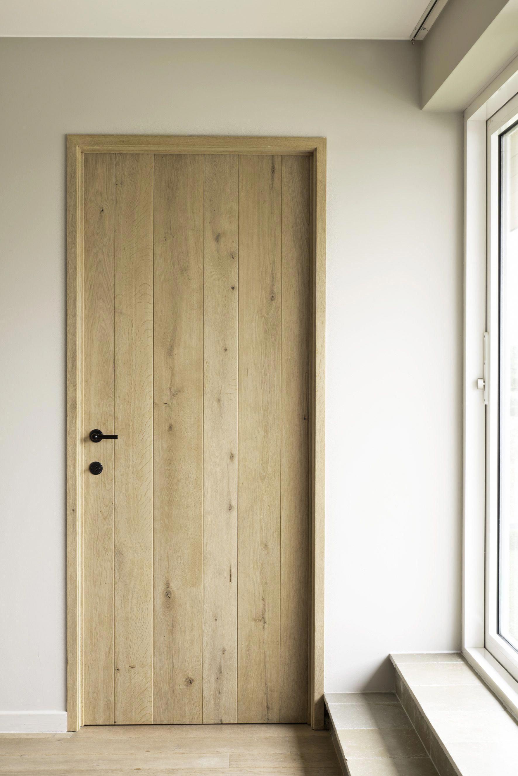 Photo of Frosted Glass Innvendige dører | Produsenter av tre dører | 3 panelet frostet glass I …