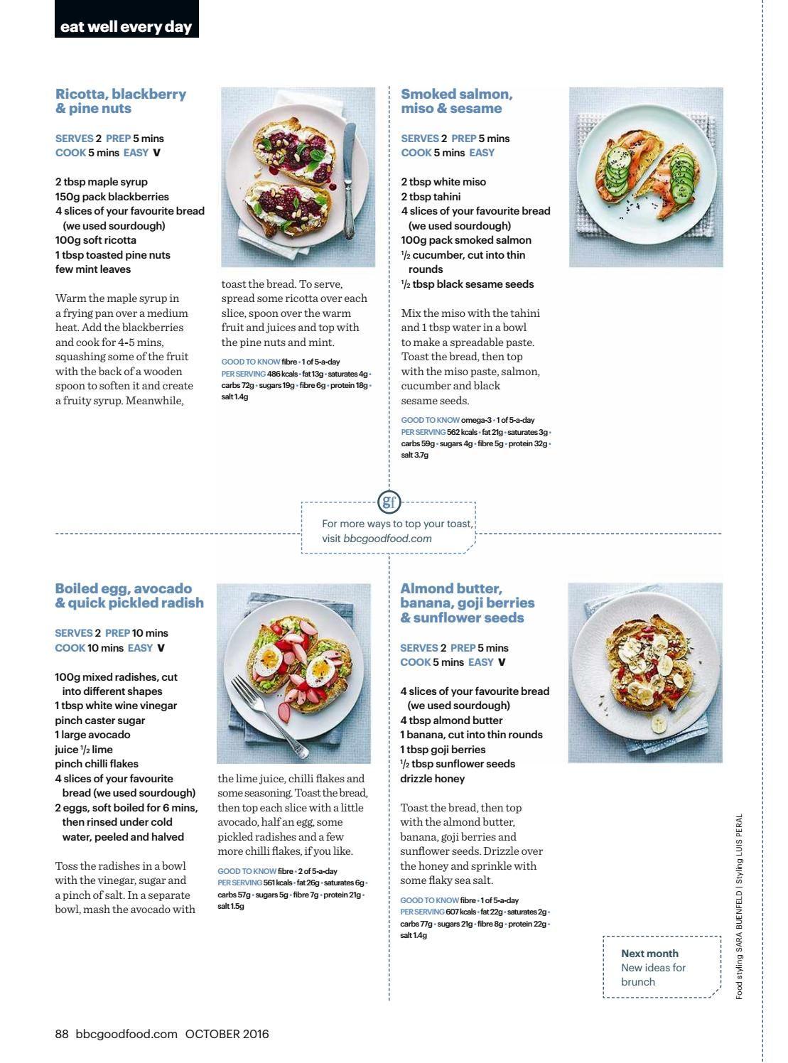 BBC good food (UK) Oct 2016 by min-mag.com - issuu
