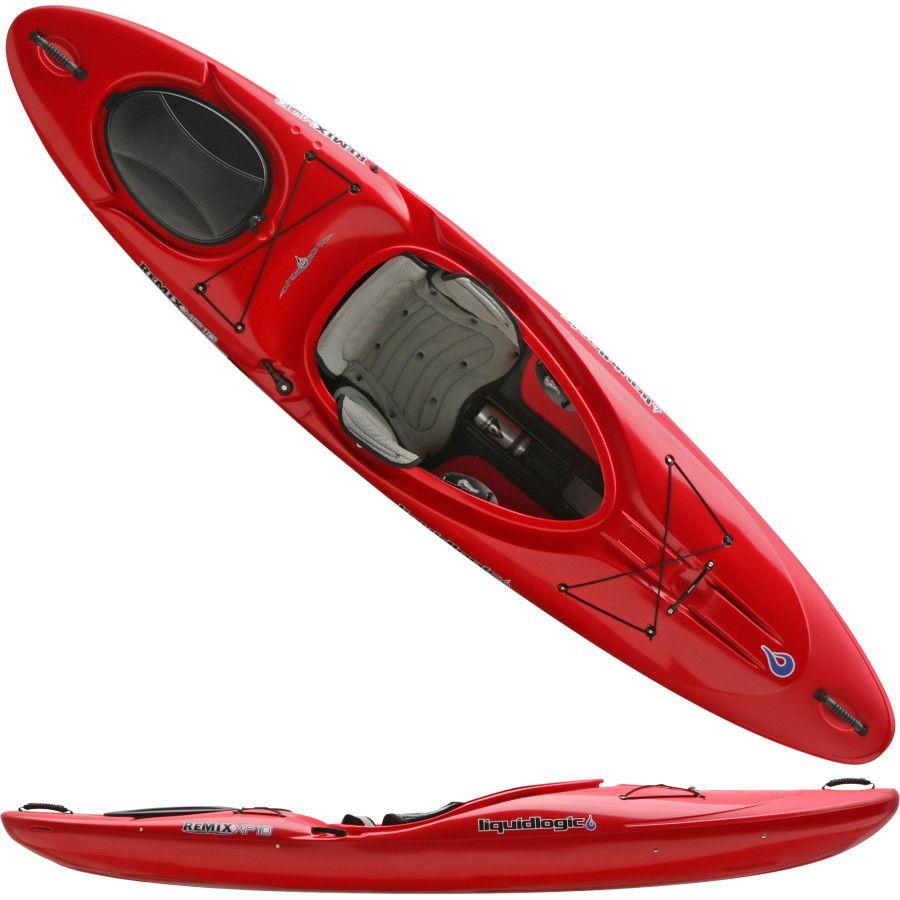 Liquidlogic Remix Xp10 Kayak 1099 Remix Xp Kayak Is An Extension Of Liquidlogics River Runner Series And Alth Whitewater Kayaking Recreational Kayak Kayaking