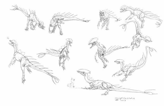 How to master creature anatomy | Art Tutorials | Pinterest ...
