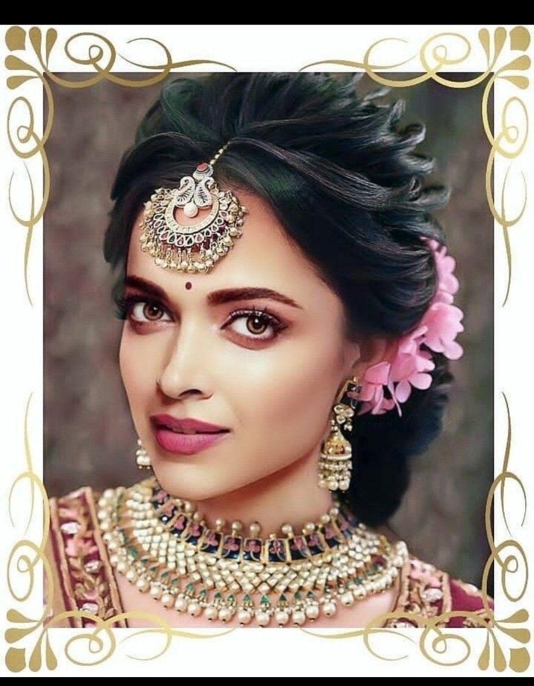 Smashing Indianweddinghairstyles Indian Bridal Hairstyles Indian Hairstyles Indian Wedding Makeup