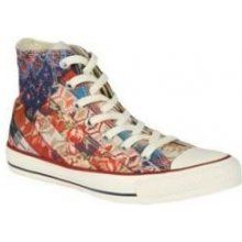 Converse Hi Tribal Womens Trainers – Natural/Multi