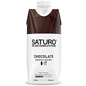 Meal Replacement Shakes SATURO Chocolate Ready-to-Drink Weight Control 330 kcal Pack of 8 Cupboard Pasta-Pulses Cupboard Spices-Seasonings Cupboard Minerals-Supplements Capsules Water Cupboard Supplies Mixes Flour-Mixes Supplies Tools Cloths-Wipes Cupboard