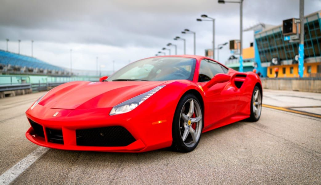 Buy Cheap Ferrari Gt Drive 3 Laps Palm Beach International