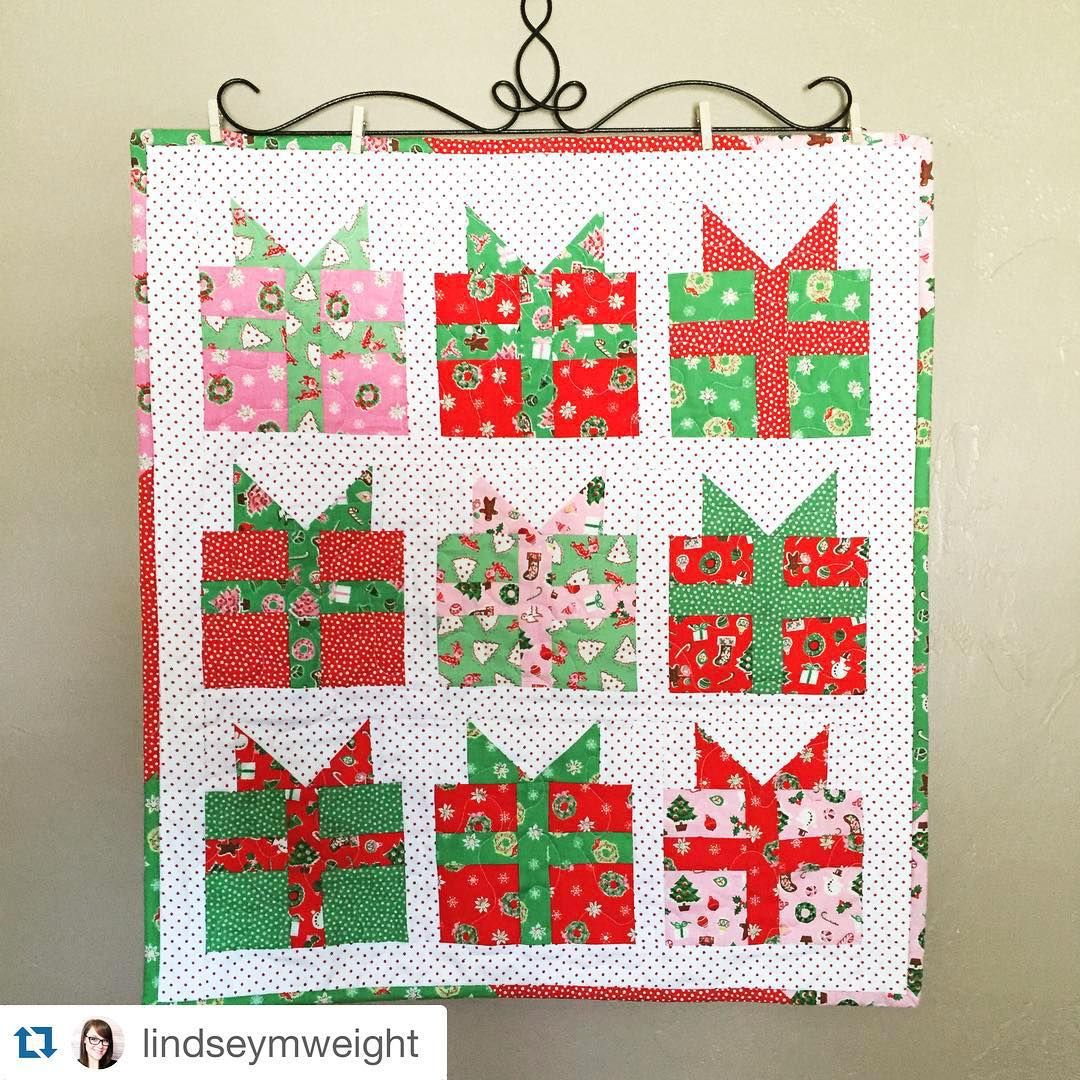 """What a little treasure! ❤️ Made by the sweet + talented @lindseymweight with Little Joys! Oh and only 10 weeks until Christmas! Woo hoo! #repost…"""