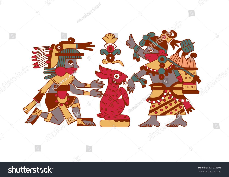 Image result for Gerasimov Sergei vector aztec