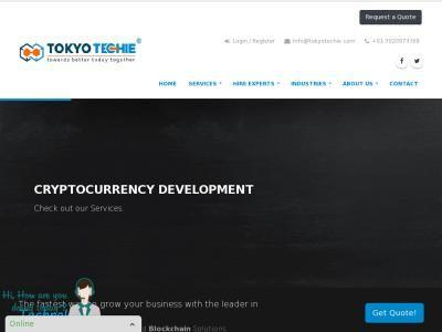 Non cryptocurrency blockchain companies