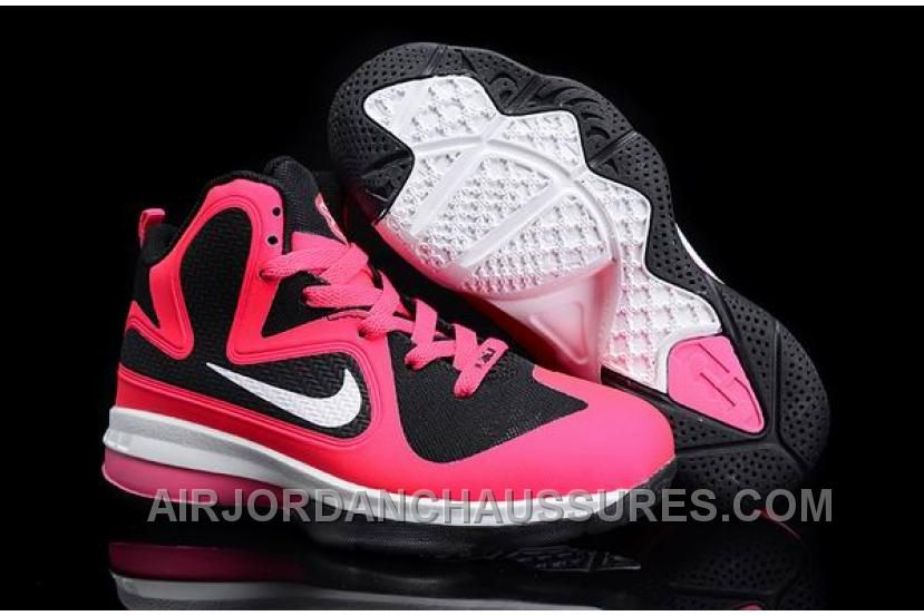 hyperrev black and red lebron james nike shoes for kids