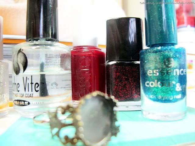 Make Nail Polish Rings How To DIY Tutorial | Pins for My blog posts ...