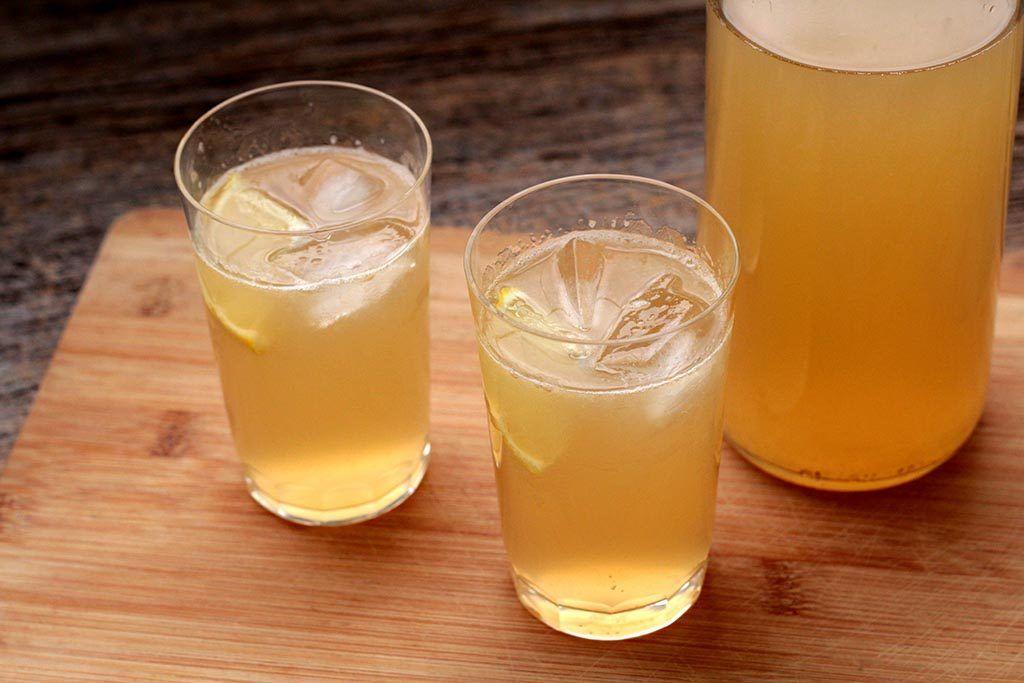 Uma Bebida Gaseificada Saudavel E Deliciosa Para Voce Fazer Em
