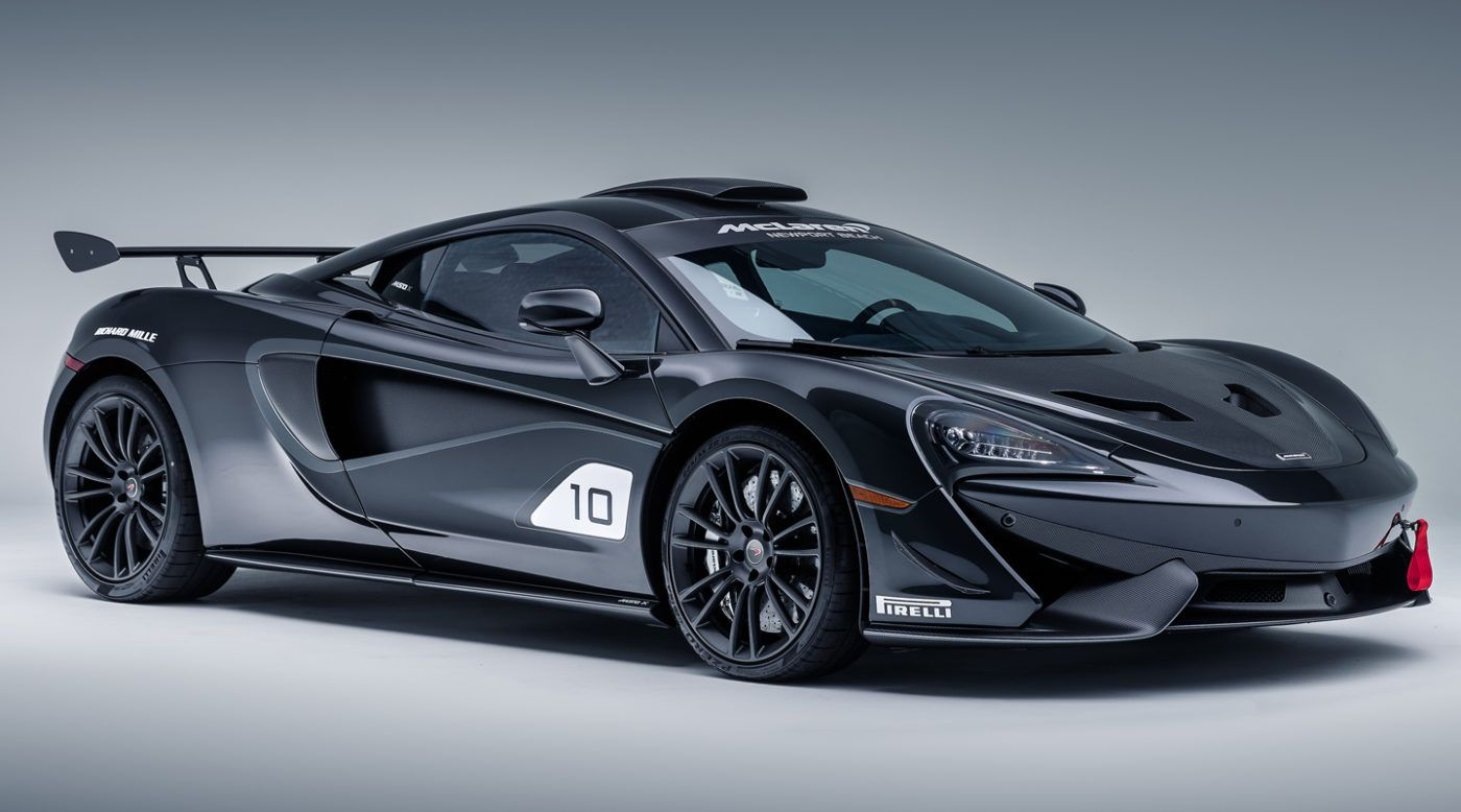 McLaren Special Operations Delivers 10 Wild 570S Coupes