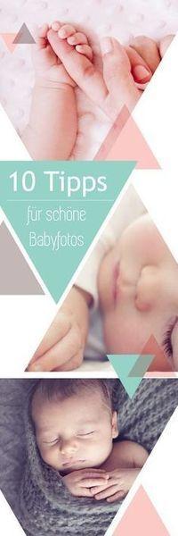 10 Babyfoto Tipps für ein DIY Babyshooting