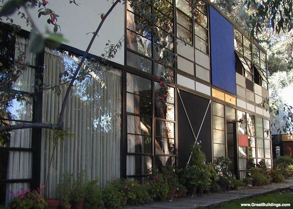 charles eames case study house | eames-house.jpg