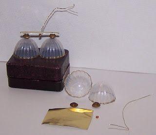 Lamparas De Techo Para Casas De Munecas A Escala 1 12 Con Disenos Originales Y Exclusivos Realizad Lamparas De Techo Lamparas Muebles De Casa De Munecas Diy