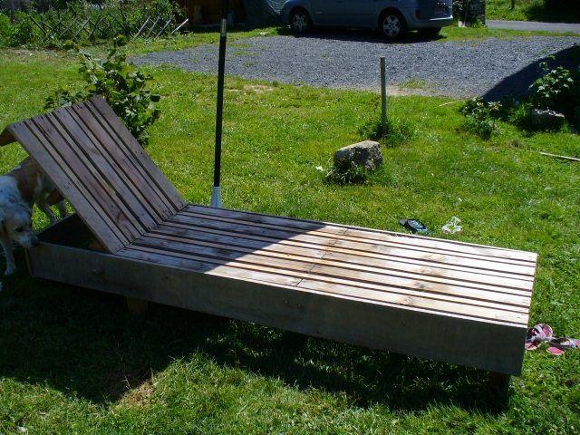 gartenliege selber bauen | tentfox, Garten Ideen