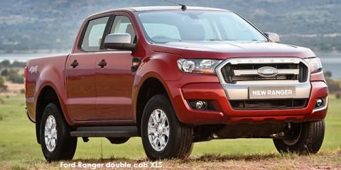 Ford Ranger 2 2 Double Cab 4x4 Xl Auto Ford Ranger New Cars Toyota V6