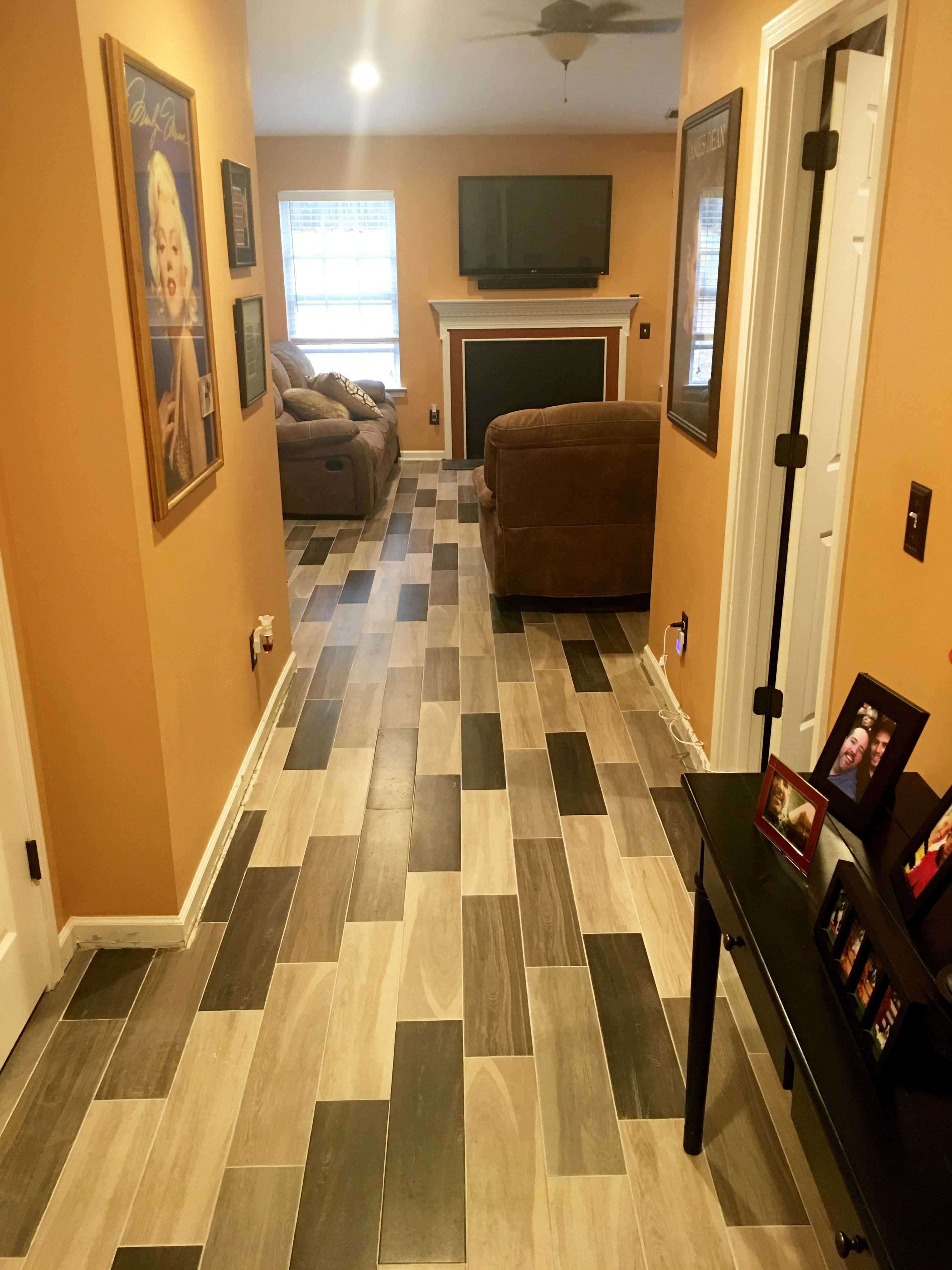 Monthly Photo Contest Flooring Renovation Sent In By Tony S Of