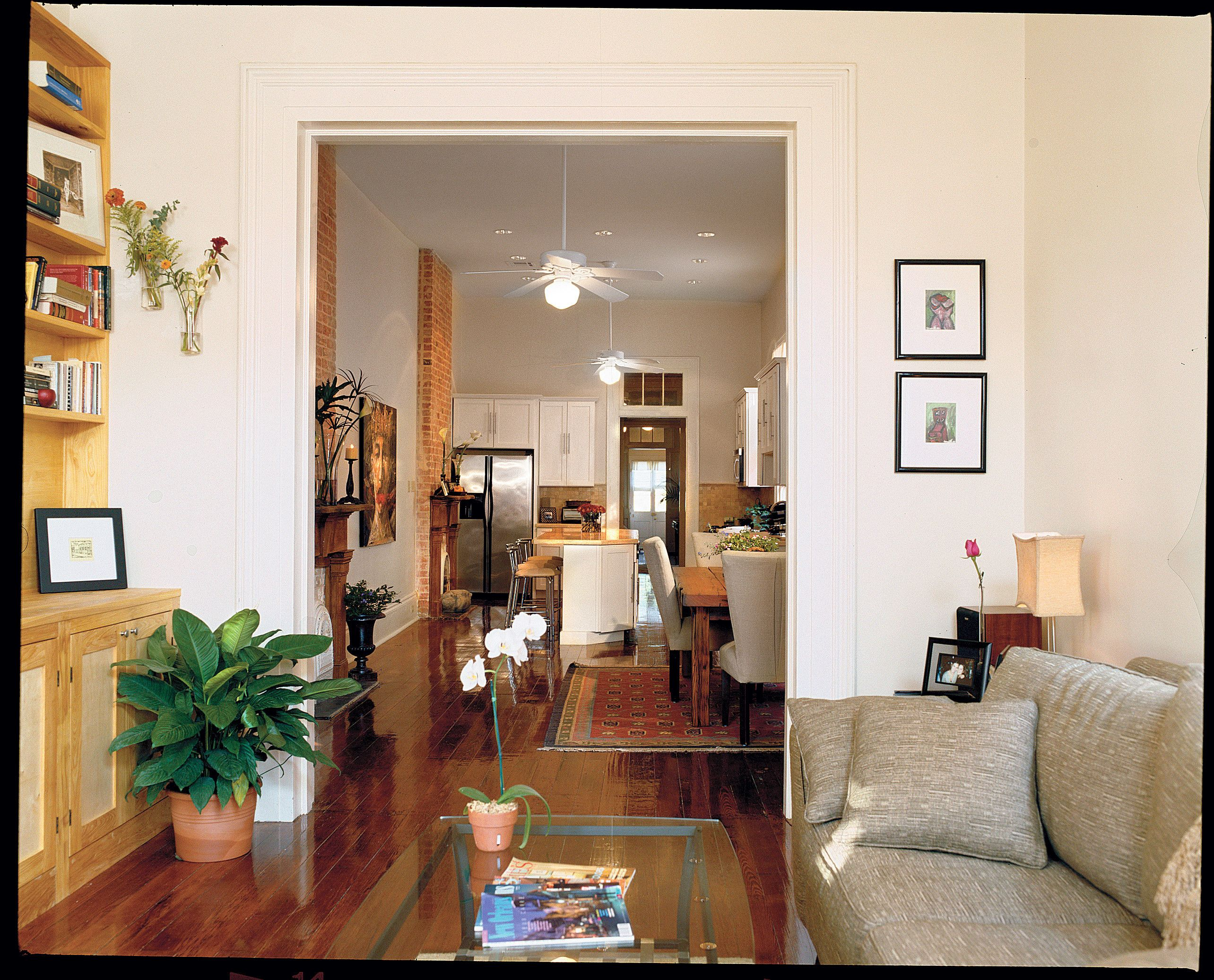 The best tricks for small spaces shotgun house small spaces and