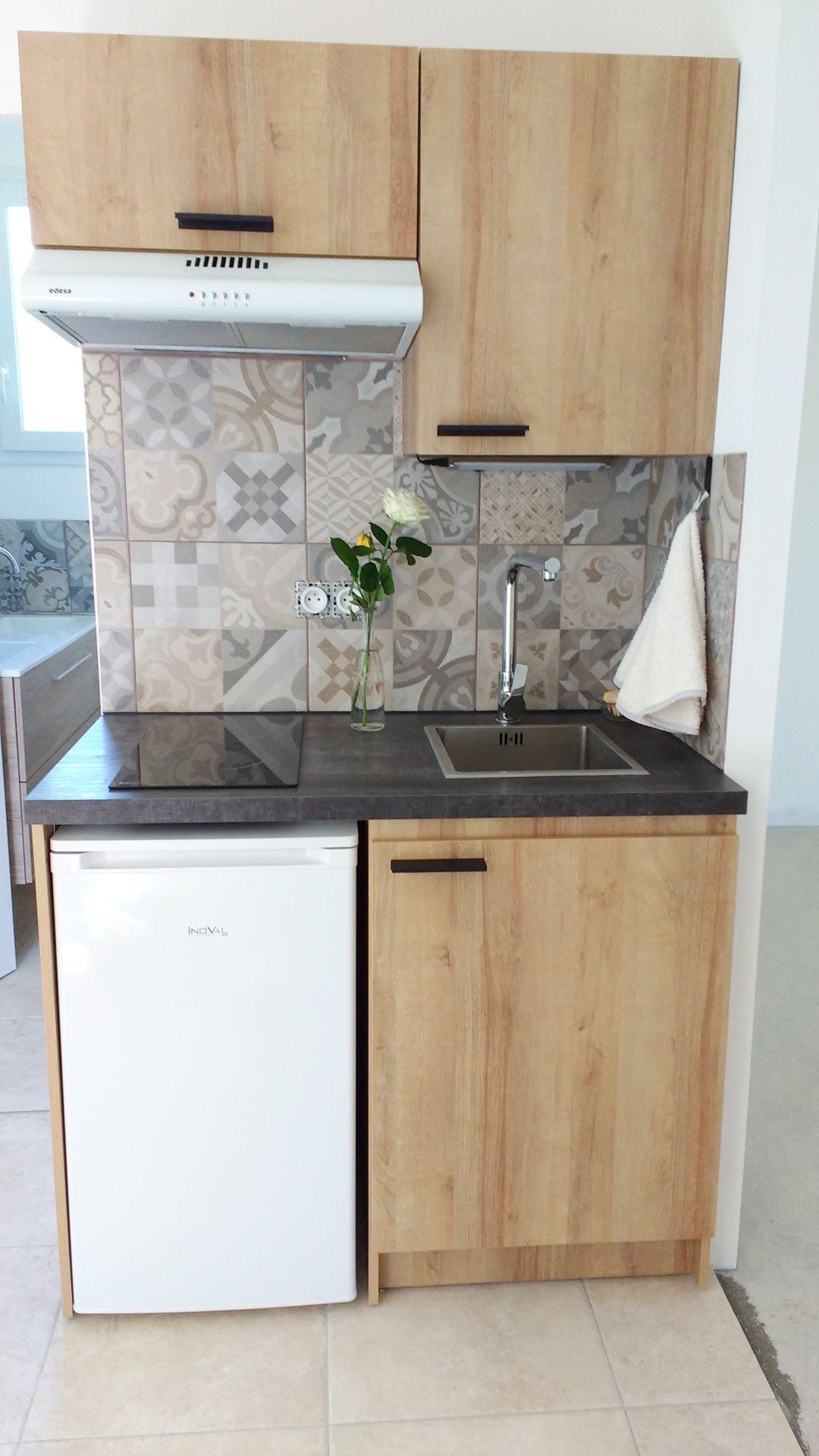 kitchenette couleur 120cm em 2020