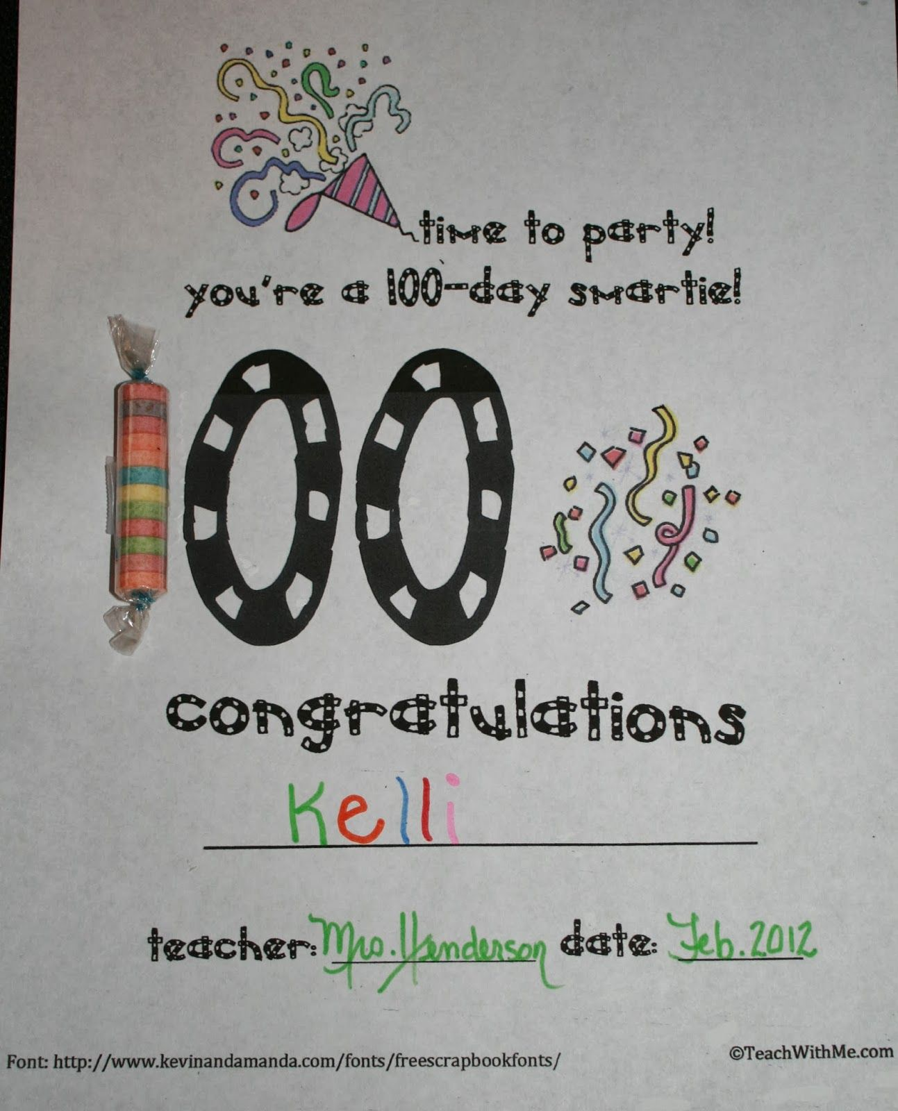 A Ton Of Fun 100 Day Activities To Help You Celebrate