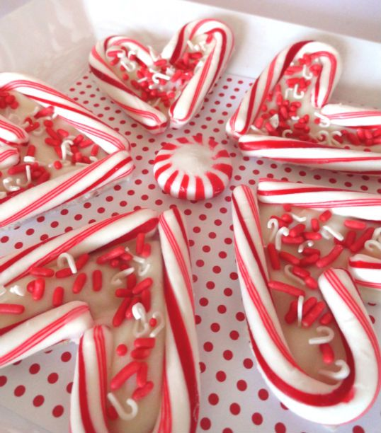 Candy Cane Party Decorations Mesmerizing There Is So Much Cuteness On This Sweets Table Designednorene Design Ideas