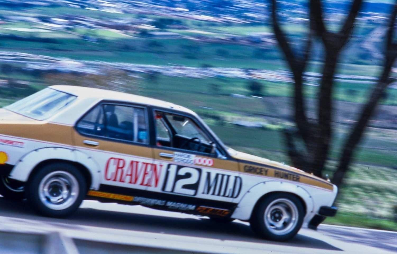 Allen Grice 1975 Aussie muscle cars, Holden torana, Touring