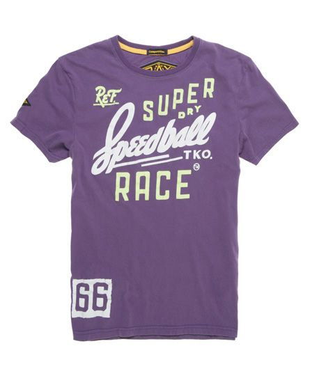 Superdry Speedball Race T-shirt