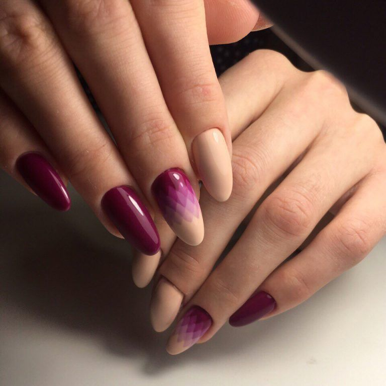 30 Best Nails Highlight Colors Special Design For Fall 2017 | Office ...