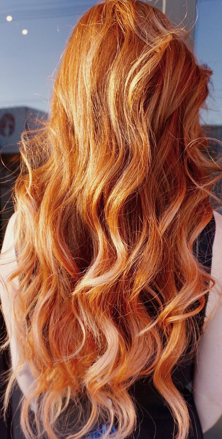 Marlee from Mane Addicts is transformed into a Rose Gold ...