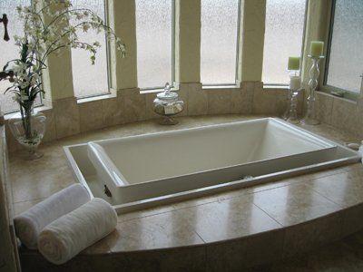 Infinity tub yes please :)