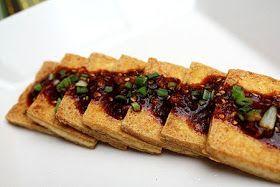 Vegan Việt Nam : Bếp Chay Thanh Nhẹ: Đậu phụ tẩm ướp rán - Fried marinated tofu (Chay Tịnh)