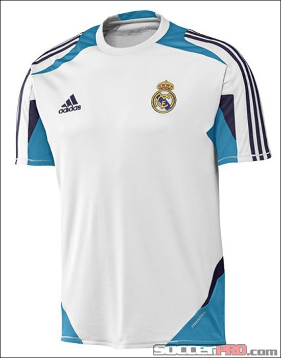 new product 0f990 79e57 adidas Real Madrid Training Jersey 2012...$44.99 | Real ...