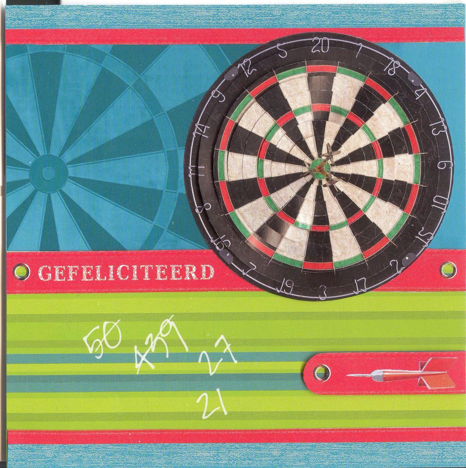 darts karten