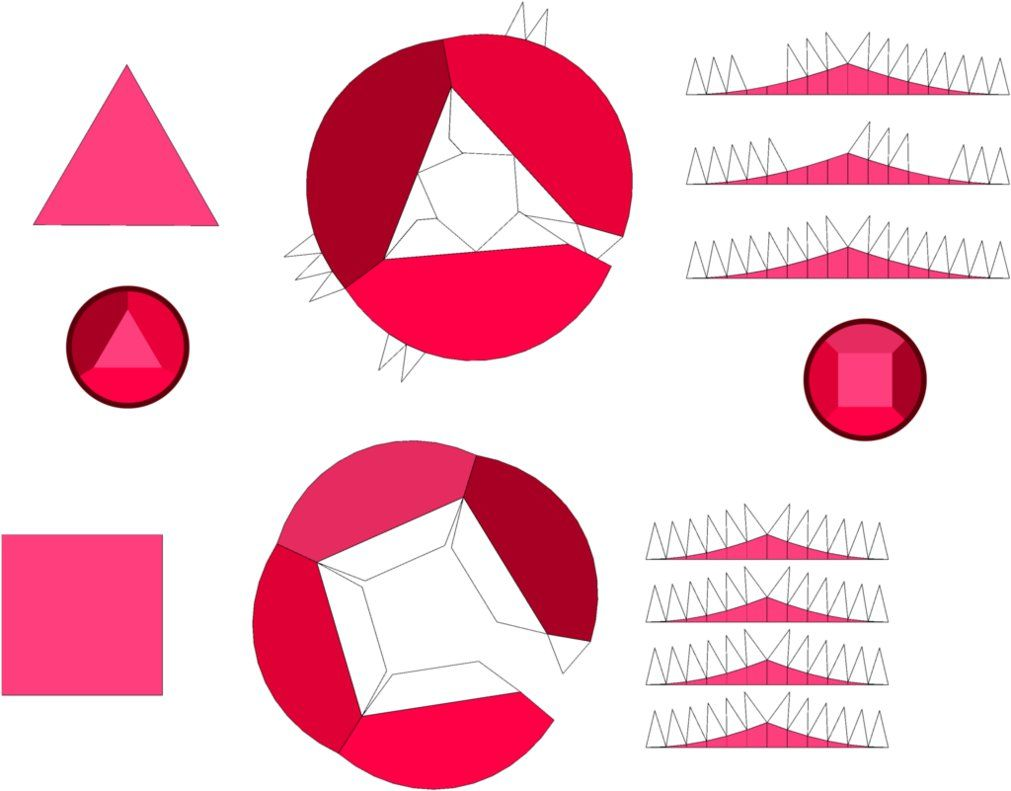 Garnets Template Ver 2 By Portadorx On Deviantart Cosplay Things