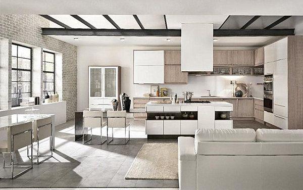 12 Creative Kitchen Cabinet Ideas Contemporary Kitchen Stylish Kitchen Kitchen Cabinet Design