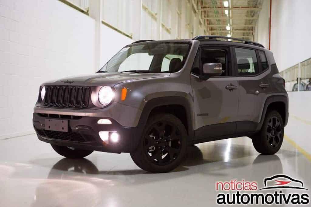 Jeep Renegade 2019 Recebe Reducao De Precos De Ate R 3 Mil Com